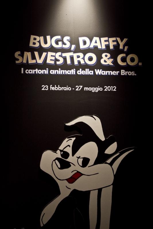 Bugs daffy silvestro & co. i cartoni animati della warner bros