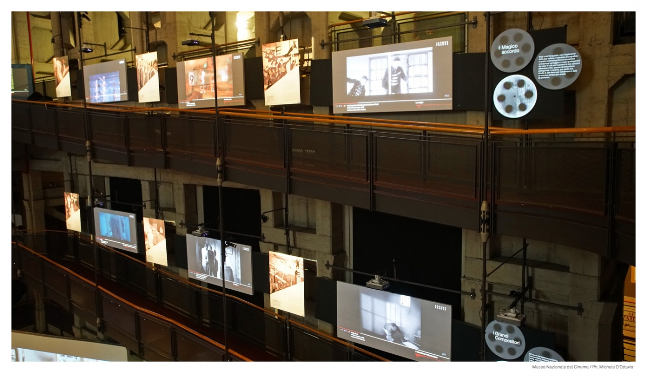 Museo Del Cinema.Soundframes Cinema And Music On Exhibit The National Museum Of Cinema