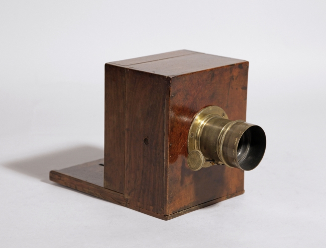 Daguerréotype camera