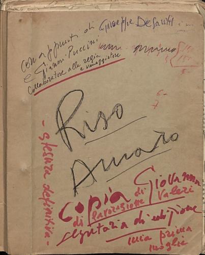 RISO AMARO