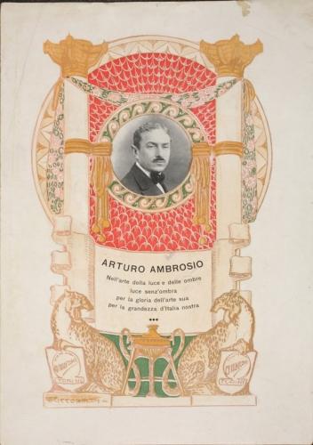 MENU SOCIETÀ ANONIMA AMBROSIO