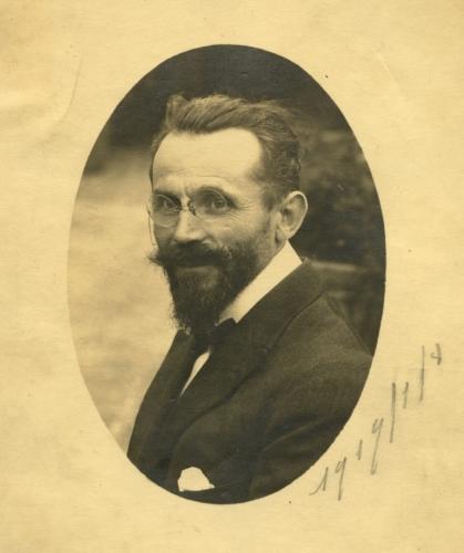 Augusto Cesare Ferrari, 1919