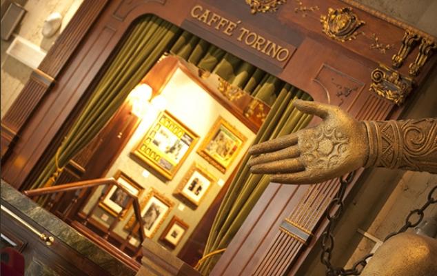 Aula del Tempio. Cappella Il Caffè Torino