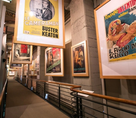 La Galleria dei Manifesti