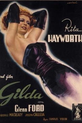 La Galleria dei Manifesti: Gilda