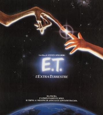 La Galleria dei Manifesti: E.T.