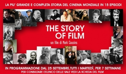 The Story Of Film.The Story Of Film An Odyssey By Mark Cousins The National